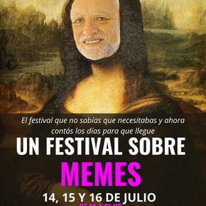 Un Festival Sobre MEMES