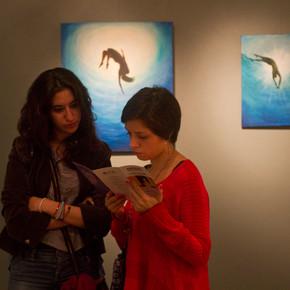 """Exposición """"Los Nadie"""" de Mayro Toyo"""