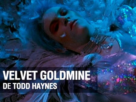 """Velvet Goldmine"" de Todd Haynes - Seminario Haynes + Haneke + Herzog"