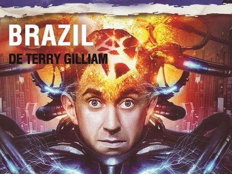 """""""Brazil"""" de Terry Gilliam. Ciclo de Cine de Ciencia Ficción en el CIC"""