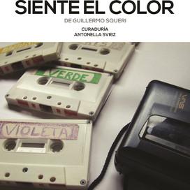"""""""Siente el Color"""" de Guillermo Squeri"""