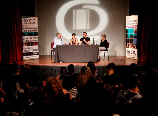 """""""Recreo"""" Proyección Especial y Charla con Hernán Guerschuny y Jazmín Stuart."""