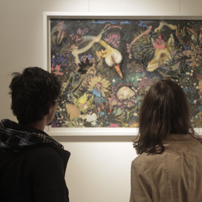 """Exposición """"Quintaesencia"""" de Lucas Pertile"""