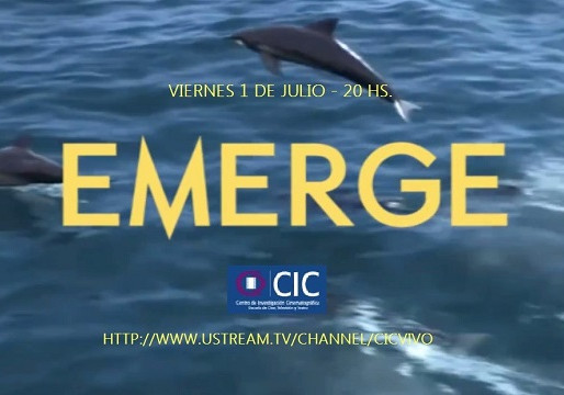 """Emerge"" Piloto de Tv"