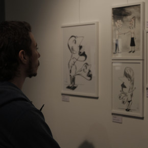 """Exposición """"Per Capita"""" de Facundo Zavala"""