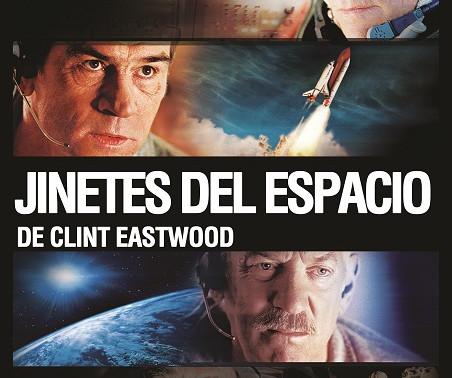 """""""Jinetes del Espacio"""" de Clint Eastwood - Ciclo de Cine de Ciencia Ficción"""