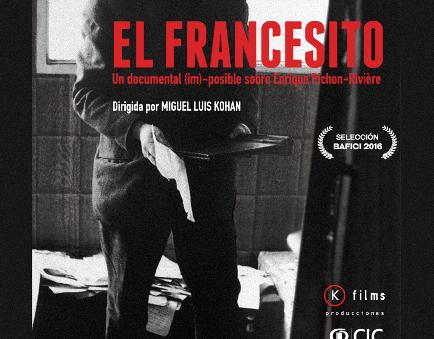 """""""El Francesito"""", documental de Miguel Kohan se presentará en el BAFICI"""