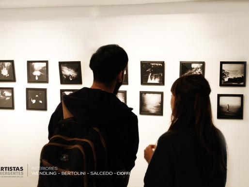 """Se inauguró """"Interiores"""" en la Sala de Exposiciones del CIC."""