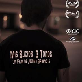 """Se estrena """"Mis sucios tres tonos"""" de Juanma Brignole"""