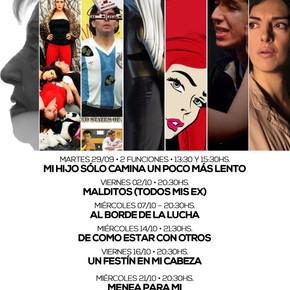 Los egresados vuelven al CIC con siete obras de teatro