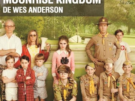 """""""Moonrise Kingdom"""" de Wes Anderson - Seminario Anderson + Anderson + Fincher"""