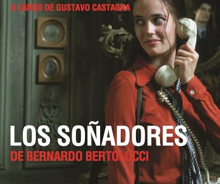 """""""Los Soñadores"""" de Bernardo Bertolucci - Ciclo de Cine - Trilogías: Mayo Francés"""