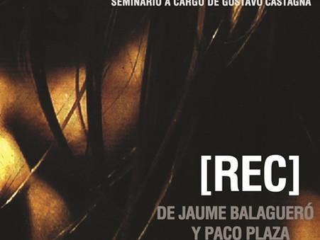 """REC"" de Jauma Balagueró y Paco Plaza  - Seminario sobre Cine de Género: Terror/ Policial"