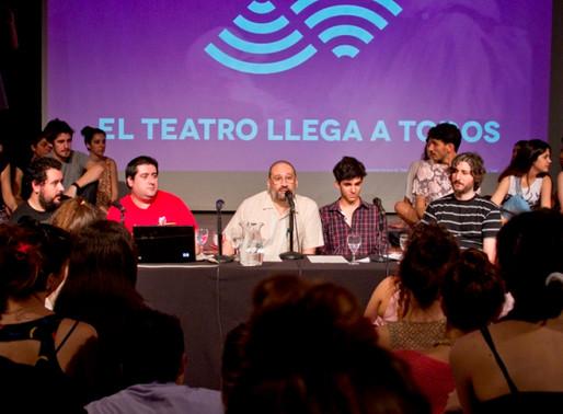 Se realizaron las XII Jornadas de Teatro y Actuación en el CIC (segunda parte)