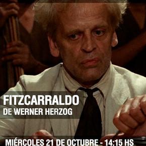 """Fitzcarraldo"" de Werner Herzog - Seminario de Cine Haynes + Haneke + Herzog"
