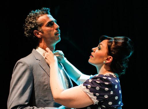 """Se presentó """"Saudade"""" en el Teatro del CIC"""