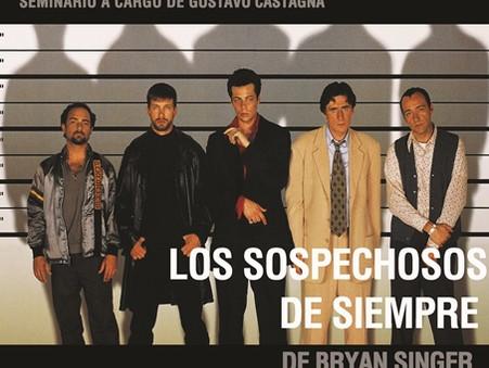"""""""Los sospechosos de siempre"""" de Bryan Singer - Seminario sobre Cine de Género: Terror/ Policial"""