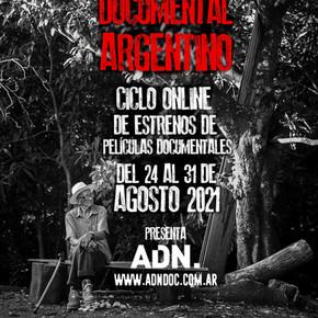 8va Semana del Cine Documental Argentino