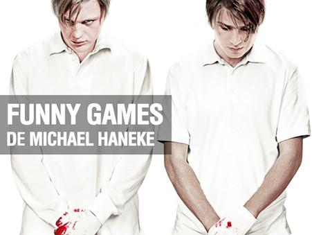 """""""Funny Games"""" de Michael Haneke - Seminario de Cine Haynes + Haneke + Herzog"""