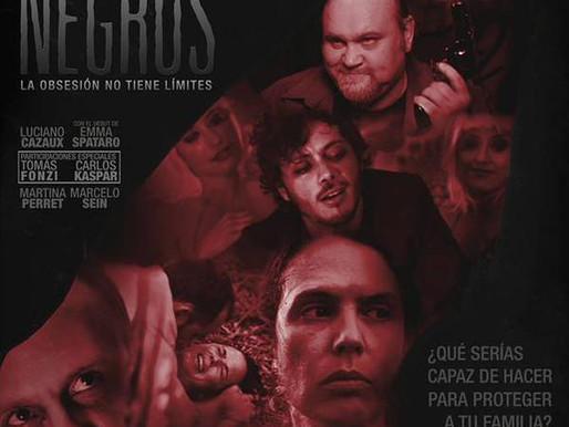 """Se estrena """"Pájaros Negros"""" de Fercks Caastellani"""