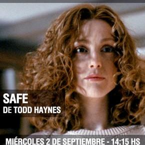 """""""Safe"""" de Todd Haynes - Seminario de Cine Haynes + Haneke + Herzog"""