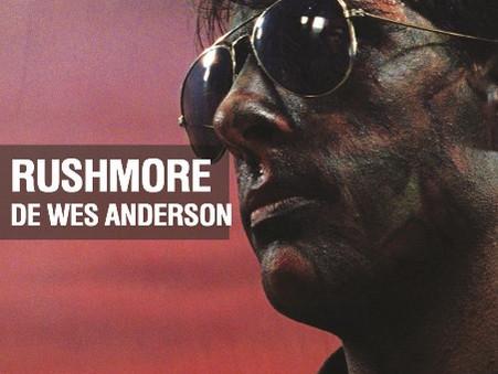 """""""Rushmore"""" de Wes Anderson - Seminario Anderson + Anderson + Fincher"""
