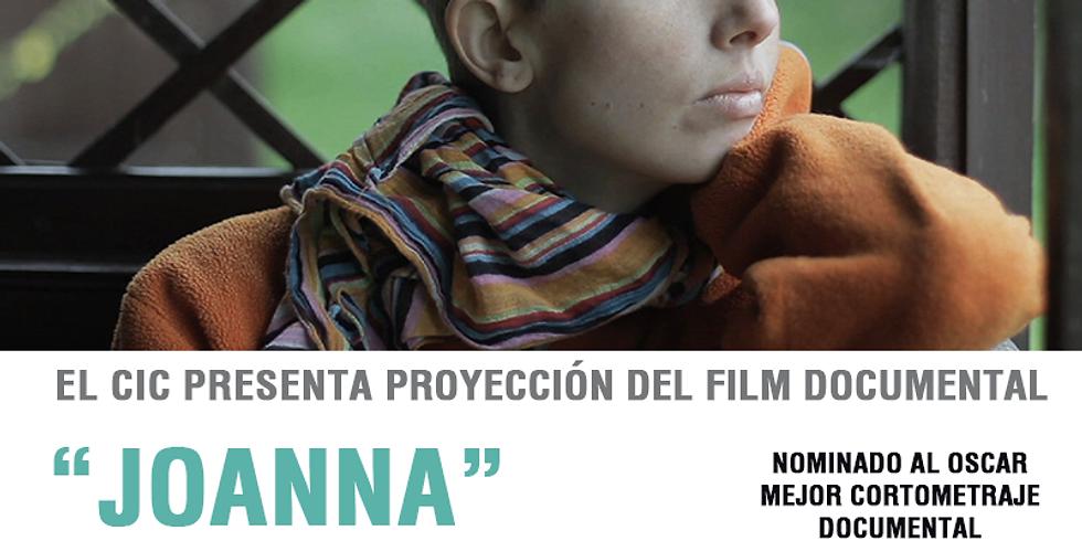 """Proyección del film """"Joanna"""" + Charla con su directora Aneta Kopacz"""