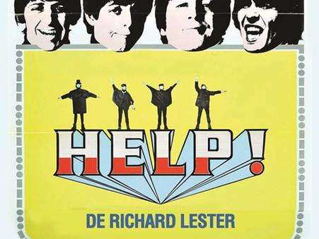 """""""Help"""" de Richard Lester - Seminario Cine y Rock"""