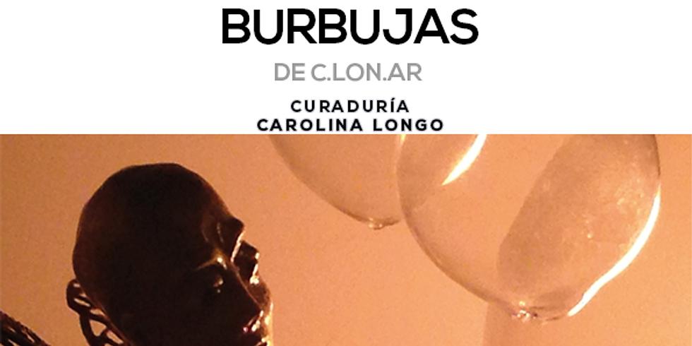 Exposición BURBUJAS