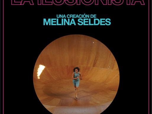 """Novedades de Docentes del CIC - """"La Ilusionista"""" de Melina Seldes"""