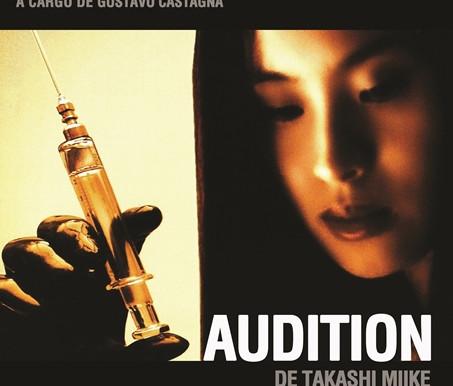 """""""Audition"""" de Takashi Miike                        10 films antológicos de terror"""