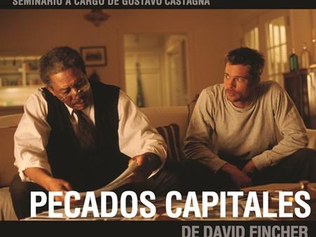 """Pecados Capitales"" de David Fincher - Seminario sobre Cine de Género: Terror/ Policial"