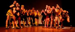 alumnos del CIC de Teatro