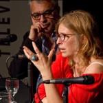 """Natalia Smirnoff y María Onetto en el CIC – Charla sobre """"El Cerrajero"""""""
