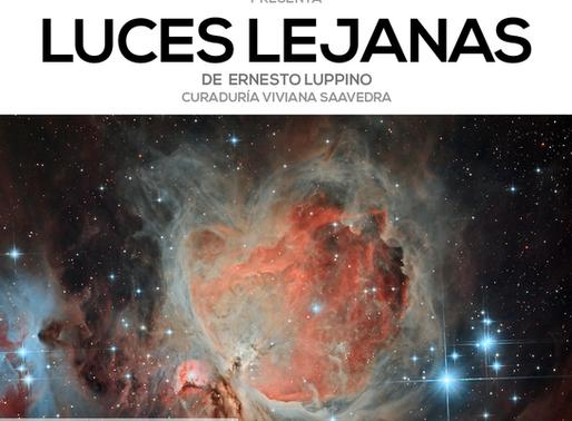 """""""Luces Lejanas"""" de Ernesto Luppino en la Sala de Exposiciones del CIC"""