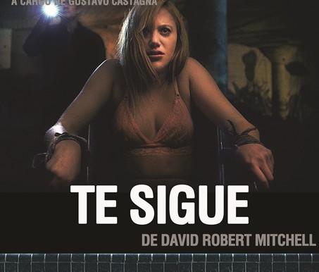 """Te sigue"" de David Robert Mitchell          10 Films antológicos de terror"