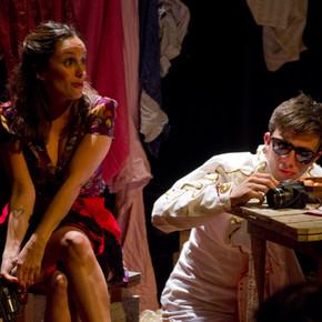 """""""Pégame Baby, una vez más"""" de Rocío Rodriguez Planes en el Teatro del CIC"""