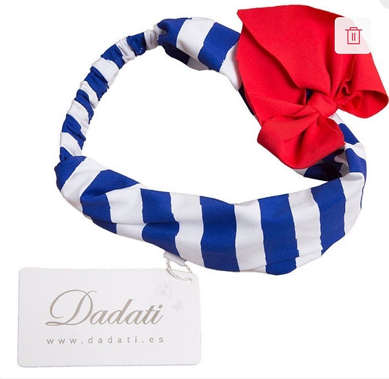 DADATI MATCHING SAILOR SWIMMING HEADBANDS