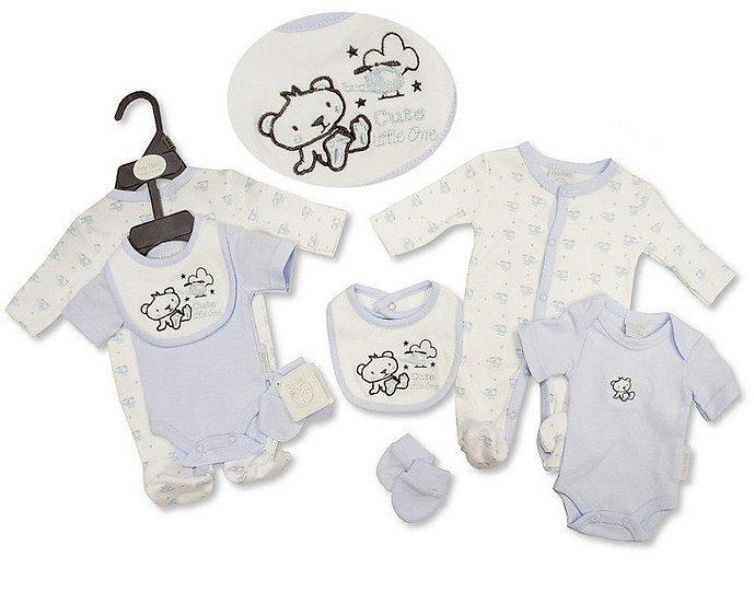 "PREMATURE ""CUTE LITTLE ONE"" 4 PIECE ALL IN ONE SET"