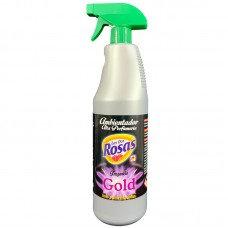 Las Dos Rosas Gold Air Freshener Professional Spray 1L