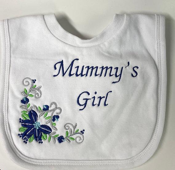 MUMMY'S GIRL BIB