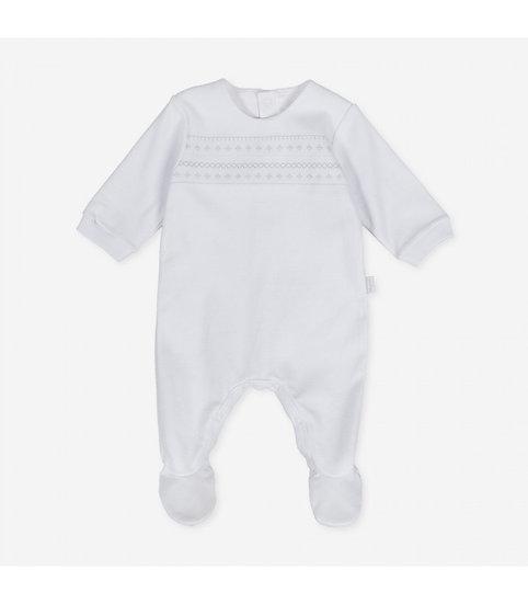 TUTTO PICCOLO BABYGROW WHITE