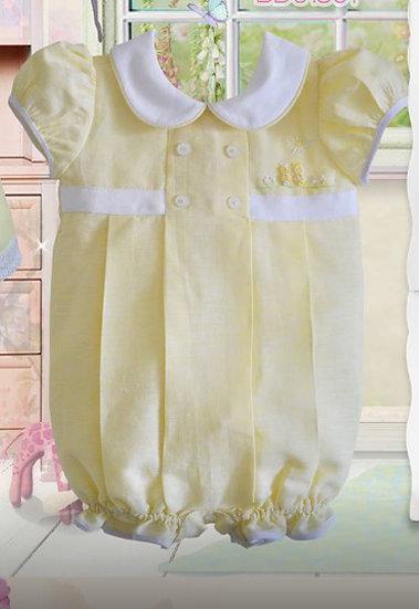 PRETTY ORIGINALS Girls Lemon Romper BD01801E