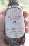 new mosquito 2oz spray front label cropp