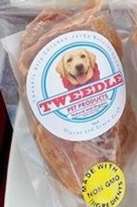 100% USDA Chicken Crunchy Jerky Tweedle Stix   Small