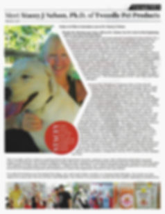 ARTICLE SCAN MEET STACEY NELSON PG 1 OF