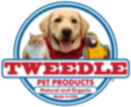 Tweedle Pet Products Natural and Organic Made in the USA