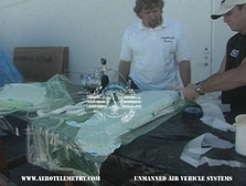 Joe and Ian discuss vacuum bagging process used for H-1 Racer rudder