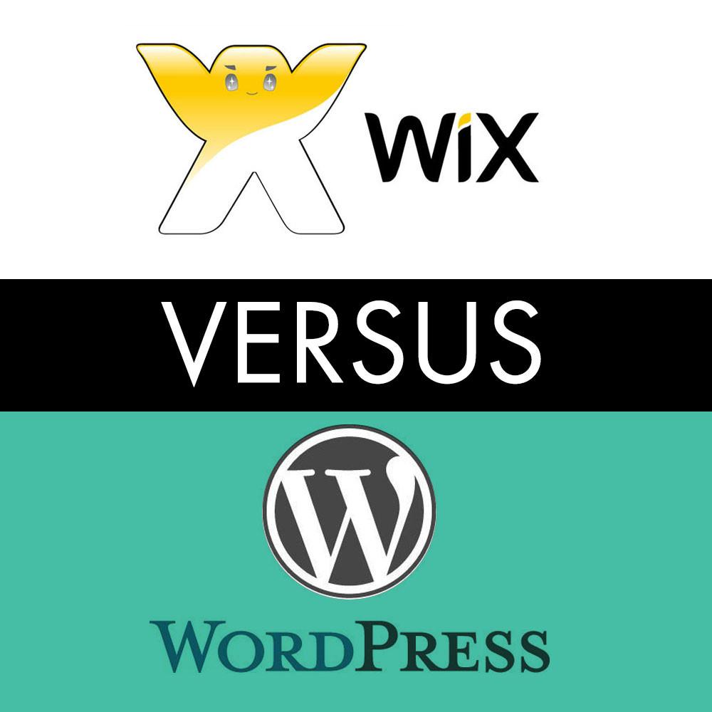Wix vs Wordpress for Blog SEO