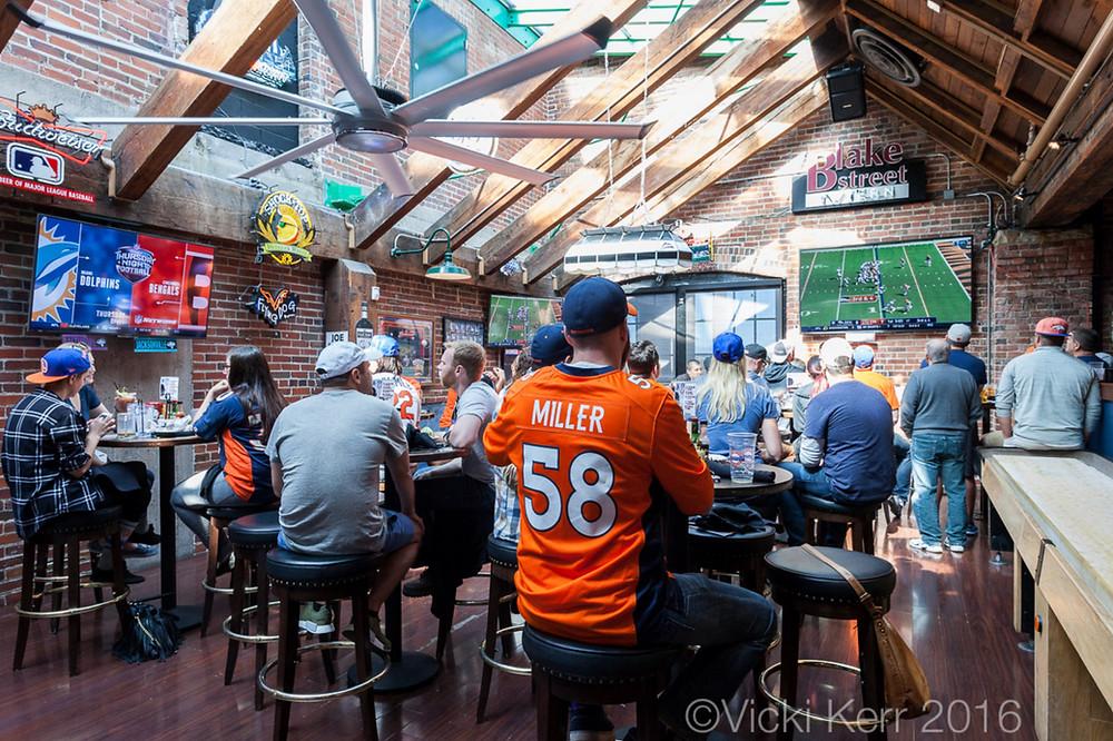 Denver Broncos Bar